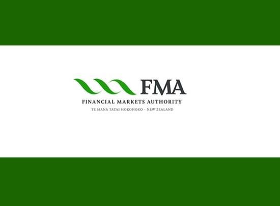 The Financial Markets Authority